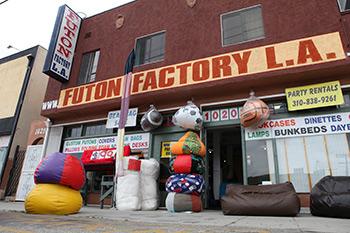 Futon Factory L A
